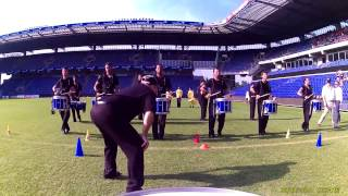 viccb 2015 - wamsb 2015 drumbattle snare cam