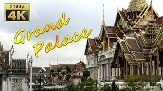 Wat Phra Kaeo and Grand Palace, Bangkok - Thailand 4K Travel Channel