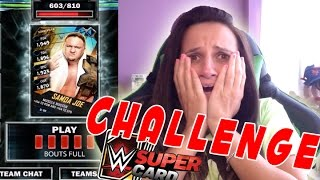 getlinkyoutube.com-OUCHH!! WWE SUPERCARD CHALLENGE - RTG | SAMOA JOE