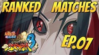 getlinkyoutube.com-NUNS3 | Ranked Matches Ep.07 - Don't shuriken-spam my Otachi :DD