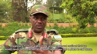 getlinkyoutube.com-Kwibohora 20: Lt. Gen. Fred Ibingira - 4 July 2014