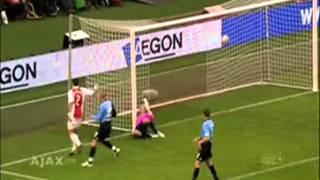 getlinkyoutube.com-Gregory Van der Wiel skills en goals part 1