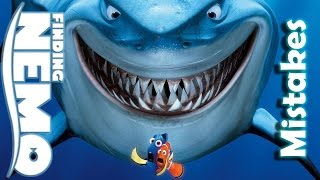 getlinkyoutube.com-Disney Finding Nemo Movie MISTAKES, Movie MISTAKES and Fails by Pixar