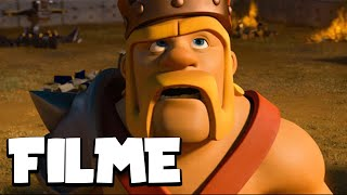 FILME CLASH OF CLANS, TODAS ANIMAÇÕES DE CLASH OF CLANS