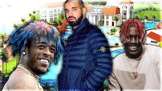 Top 10 RICHEST Rappers (Lil Uzi Vert, Lil Yachty, XXXTentacion, Eminem & MORE!)