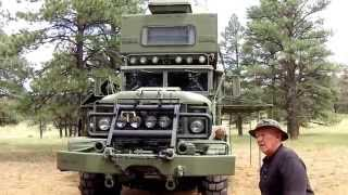 getlinkyoutube.com-Military Five Ton B.O.V.