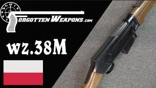 Poland's WW2 Battle Rifle: the Maroszek wz.38M
