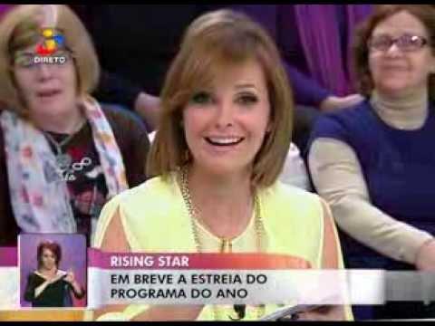 Você na Tv - Pedro Teixeira e Leonor Poeiras