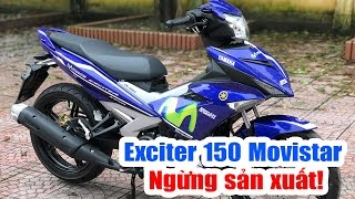 getlinkyoutube.com-Yamaha Exciter 150 Movistar ngừng sản xuất ▶ Đánh giá chi tiết!