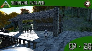 getlinkyoutube.com-ARK: Survival Evolved - Dilo Egg Farm - Series Z - EP-28