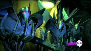 getlinkyoutube.com-TFP: Starscream's Armada : The Starscream Clones
