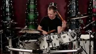 Dave Weckl Demos The Sabian HHX Evolution Performance Cymbal Pack