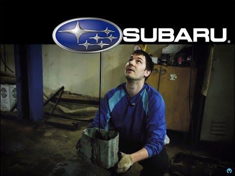 Все правильно сделал: Тех обслуживание Subaru Outback, чиним кондиционер.