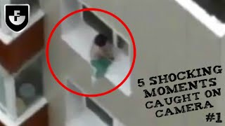getlinkyoutube.com-5 Shocking Moments Caught On Camera #1