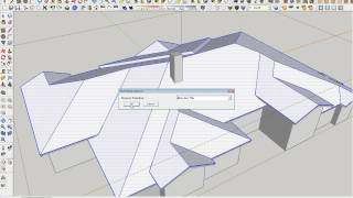 getlinkyoutube.com-Sketchup Instant Roof Creation Plugin