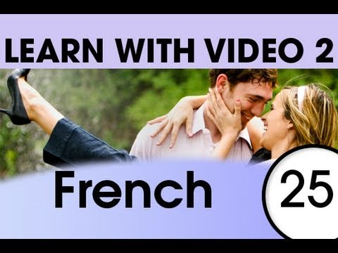 Learn French with Video - 5 Must-Know French Words 2
