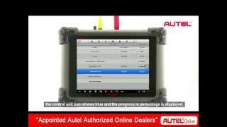 getlinkyoutube.com-How to use ECU programming on Autel Maxisys Pro