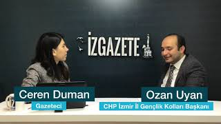 CHP İzmir Gençlik Kolları Başkanı Uyan: 'Burada kasıtlı bir zafiyet olduğu belli'