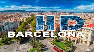 getlinkyoutube.com-BARCELONA   CATALONIA , SPAIN - A TRAVEL TOUR - HD 1080P