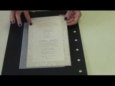 Kerry's Papery: Customizing Your Invitations