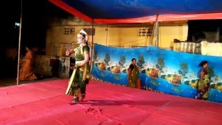 getlinkyoutube.com-Bhama kalapam kuchipudi dance by Pavan Kumar(సౌందర్య) Vijayawada