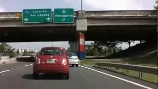 getlinkyoutube.com-Driving in San Juan, Puerto Rico