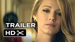 getlinkyoutube.com-The Age of Adaline Official Trailer #1 (2015) - Blake Lively, Harrison Ford Movie HD