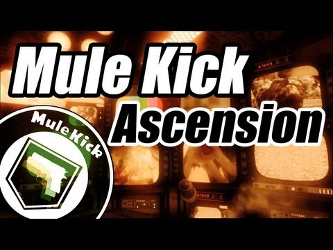 Zombies Mule Kick on Ascension: Myth Busting 6 Perks on Ascension (Part 4)