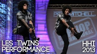 getlinkyoutube.com-LES TWINS (FRANCE) HHI 2013 Performance - World Hip Hop Dance Championships