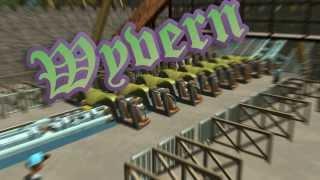 getlinkyoutube.com-Wyvern - RCT3 Wing Coaster