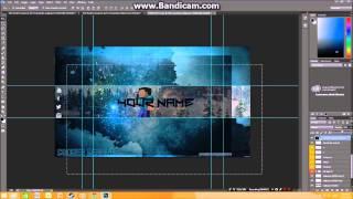 getlinkyoutube.com-Minecraft Banner/Channel Art Template - Free Download!
