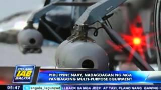 getlinkyoutube.com-Philippine Navy, nadagdagan ng mga panibagong multi-purpose equipment