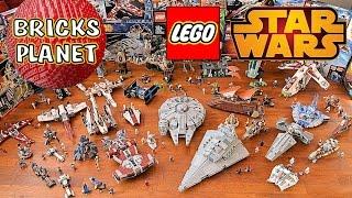 getlinkyoutube.com-Lego Star Wars Collection 2015 by Bricks Planet