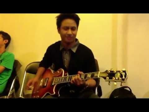 Josaphat Klemens Killing Me Inside - Tanpa Dirimu Guitar Solo