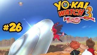 getlinkyoutube.com-Yo-kai Watch 3 #26 FR - Le repaire secret de l'ALIEN !