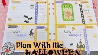 getlinkyoutube.com-Plan with me #1   Settimana di Halloween :D