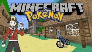 getlinkyoutube.com-Minecraft POKEMON BIKES