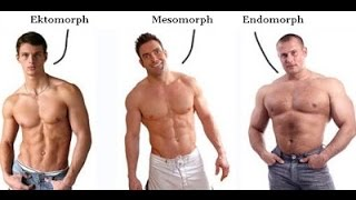 getlinkyoutube.com-اعرف نوع جسمك Ectomorph أو Mesomorph أو Endomorph
