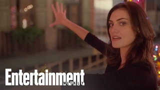 getlinkyoutube.com-The Originals: Phoebe Tonkin's On Set Tour  | Entertainment Weekly