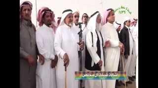 أقبالة قبيلة آل مخلص على آل عاطف بن سلطان