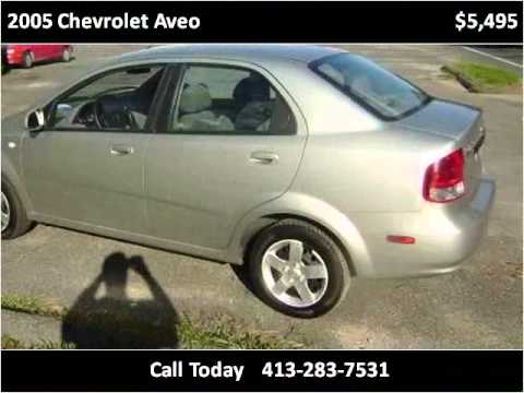 2005 Chevrolet Aveo Problems and Repair Information