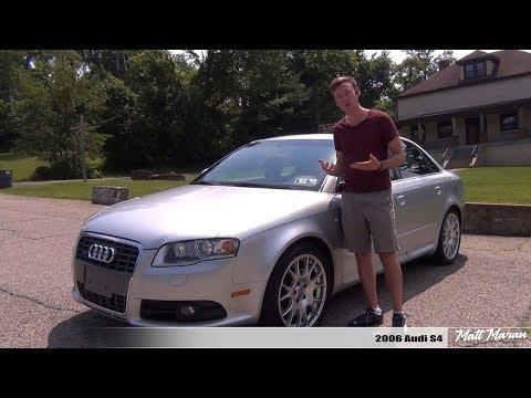 Review: 2006 Audi S4 (Manual) - A Rare Combo