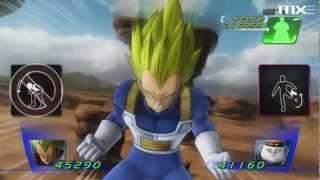 getlinkyoutube.com-Dragon Ball Z for Kinect - Android & Cell Saga HD