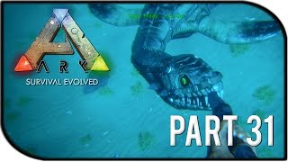 "getlinkyoutube.com-ARK: Survival Evolved Gameplay Part 31 - ""THE PLESIOSAUR CRISIS!"" (Season 2)"