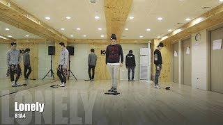 getlinkyoutube.com-B1A4 - Lonely (없구나) 안무 영상 (Lonely Dance Practice Video)
