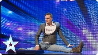 getlinkyoutube.com-Philip Green takes to the stage with his impressions | Week 5 Auditions | Britain's Got Talent 2013