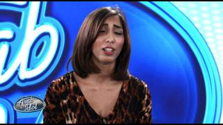 getlinkyoutube.com-Arab Idol - Ep1 - Auditions - دنيا بطمة