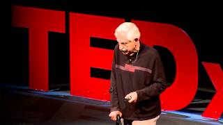 Sex as always but reproduction under the microscope: Carl Djerassi at TEDxVienna