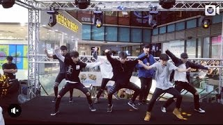 getlinkyoutube.com-161016 BTS(방탄소년단) _ FIRE + SAVE ME + DOPE Dance Cover by FulloutSquad from Singapore