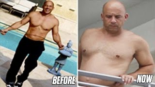 Vin Diesel Stopped Working Out - You won't believe how FAT he looks now